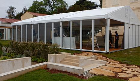 Šatori za evente