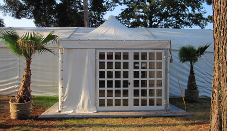 Šatori oprema