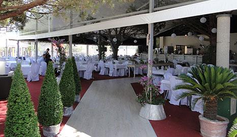 Šatori za vjenčanja