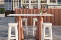 barska stolice frozen stool za najam