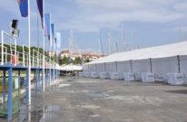 Sidrenje profesionalnih šatora