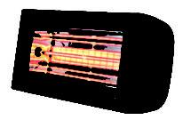 infracrvena grijalica