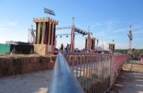 Tranzene - niska ograda za najam