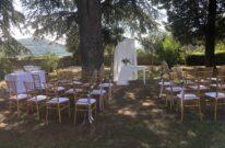 zlatne tiffany stolice